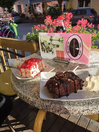 Ainring, Alemania: Eiscafe Venezia
