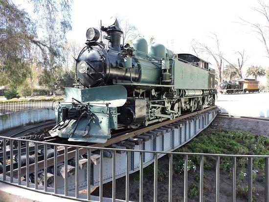 Museo Ferroviario de Santiago