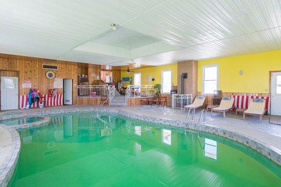 Marmora, Καναδάς: Indoor Pool- Open year round