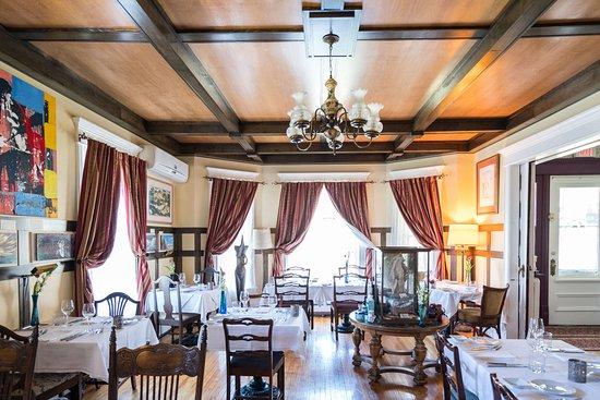 Marmora, Καναδάς: In house Dining Room