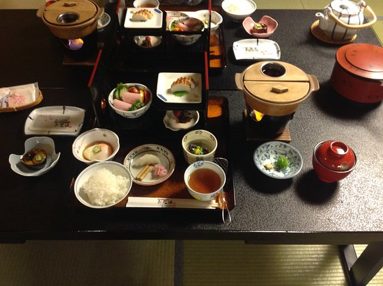 Breakfast at Ohanabo