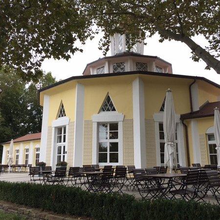 Turmrestaurant: Terrasse