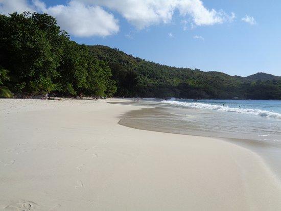 Praslin Adası, Seyşeller: Anse Lazio, Plage a l'île Praslin