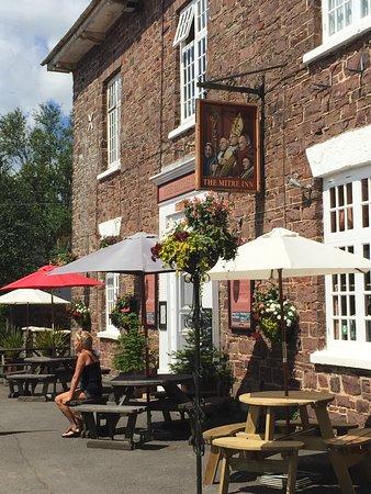 Witheridge, UK: The Mitre Inn