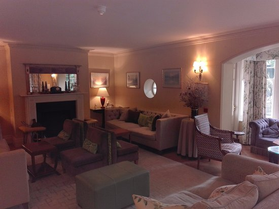 Park House Hotel & Spa: Drawing Room