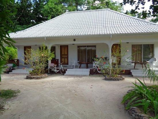 Villa Veuve: un coin de paradis