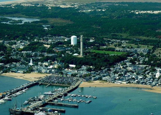 Chatham, MA: The Pilgrim Monument in Provincetown.
