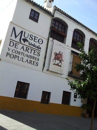 Museo de Artes y Costumbres Populares: El arte de las costumbres del pasado malagueño