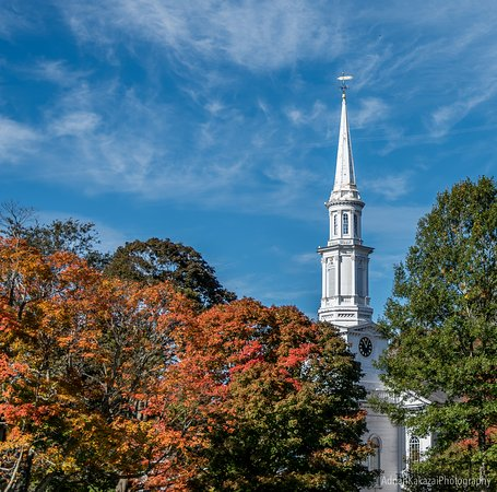 Lexington, MA: The First Parish Church...