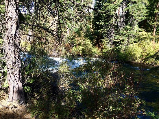 Sunriver, OR : Some pics of the falls