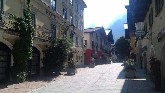 Østrigske Alper, Østrig: Miasteczko