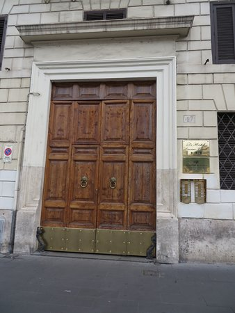 Hotel Pensione Barrett afbeelding