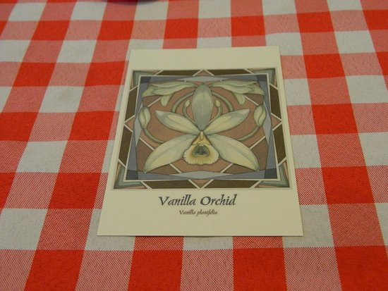 Paauilo, HI: Cute table setting