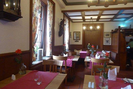 Randersacker, Alemania: Gemütliche Gaststube