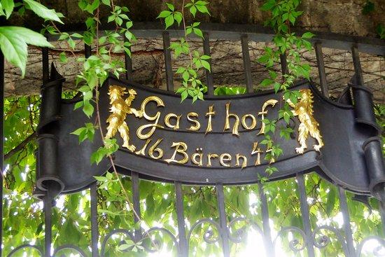 Randersacker, Tyskland: Gasthof mit Geschichte