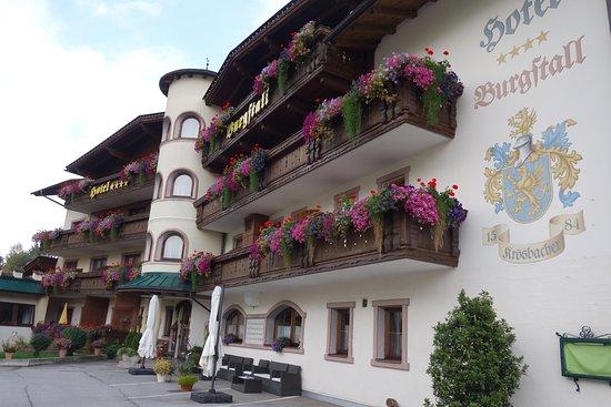 Hotel Burgstall Image