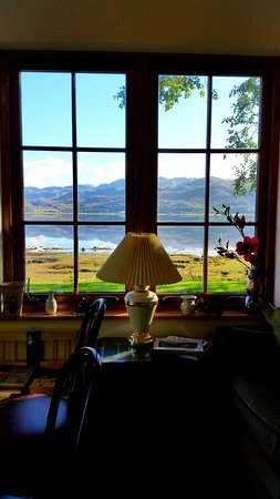 Lochcarron, UK: Cracking View