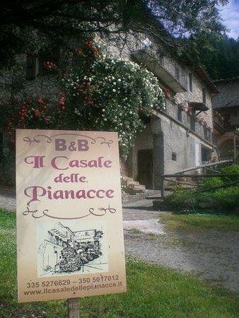 Castiglione di Garfagnana, Italia: Il nostro B&B
