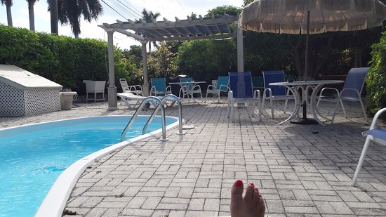 Eldemire 39 s tropical island inn george town les ca mans for Piscine poolman
