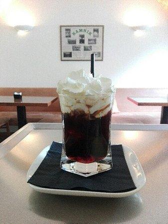 Kamnik, Slovenia: White russian cocktail