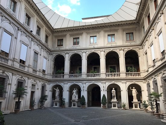 Roman National Museum - Palazzo Altemps