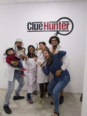 Clue Hunter Zaragoza