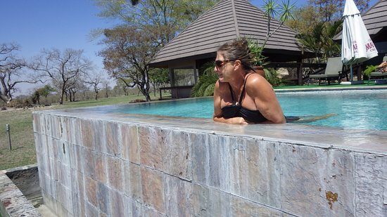 Nkorho Bush Lodge: Beautiful and relaxing while observing wildlife!