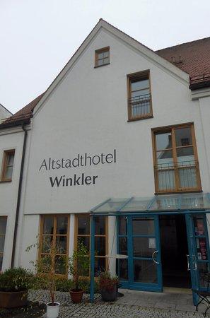 Berching, Γερμανία: Hotelgebäude