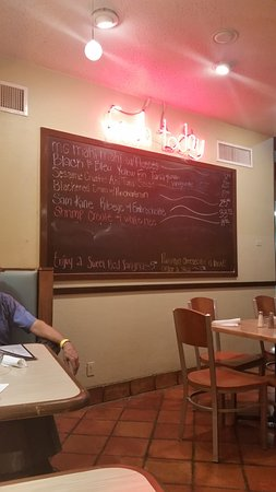 Water Street Seafood Co : Days dishes offers