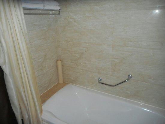 Turpan, China: Bathroom