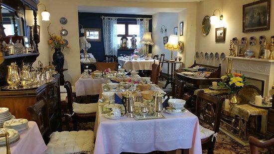 Ben View House: la salle à manger