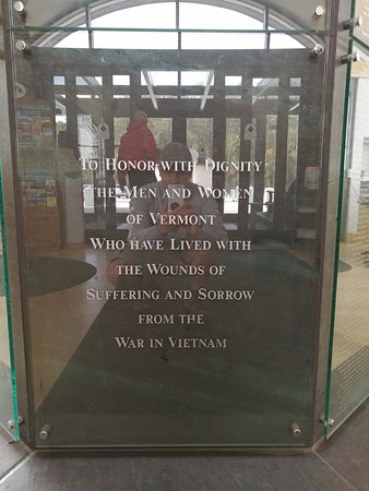 Sharon, VT: memorial
