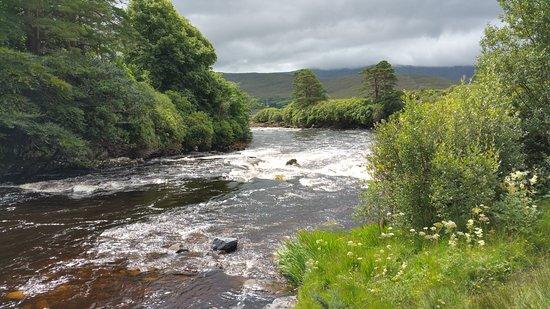 Γκάλγουεϊ (Κομητεία), Ιρλανδία: la riviere