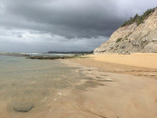 Trancoso, BA: Praia na maré baixa