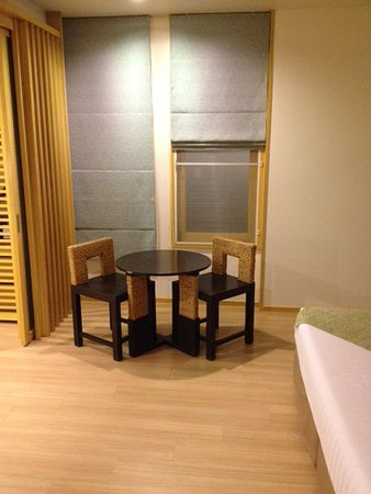 The Lapa Hua Hin Hotel: The dining area