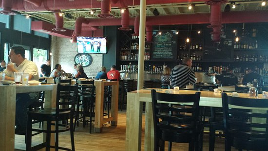 Interior - Barley's in Maryville
