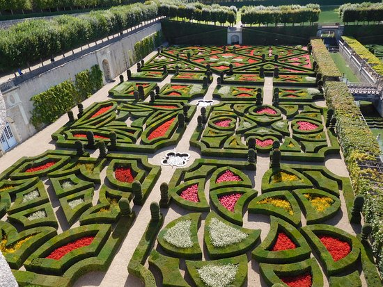 Le Jardin D 39 Amour Picture Of Chateau De Villandry