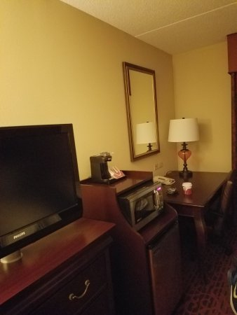 Hampton Inn Rochester Webster: 20161007_233124_large.jpg
