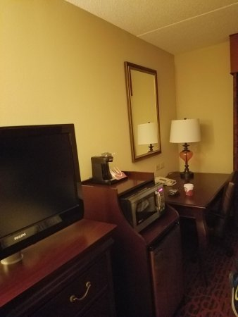 Hampton Inn Rochester Webster: 20161007_233122_large.jpg