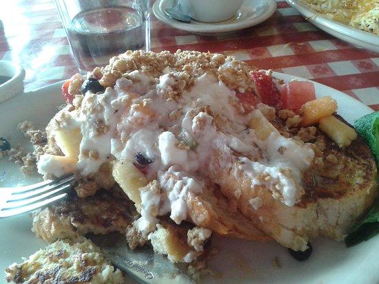 Kate's Kitchen: $11 breakfast beautiful mountain of taste