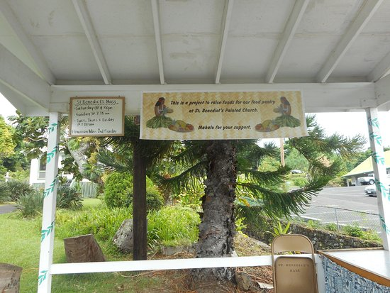 Honaunau, Hawaje: ingresso