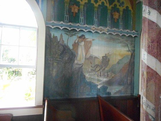 Honaunau, Χαβάη: murale
