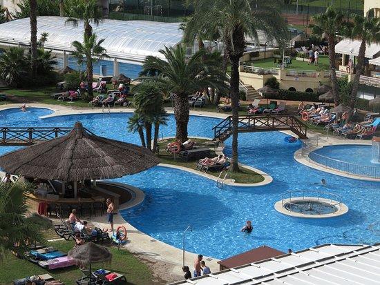 Evenia Olympic Suites Hotel Image