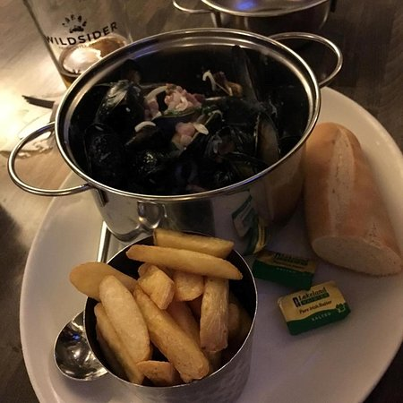The Kents: Mussels