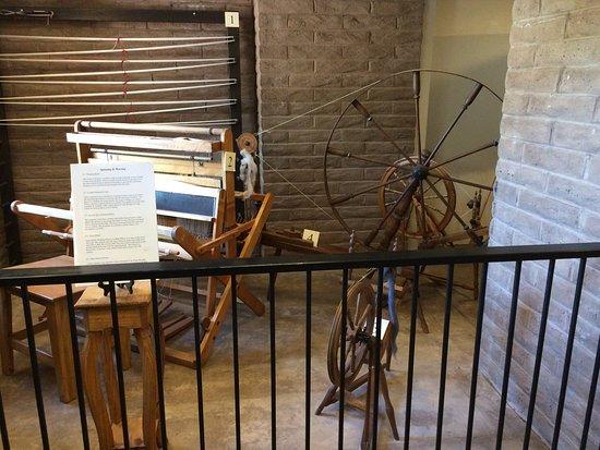Tubac, AZ: weaving