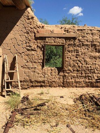 Tubac, AZ: Ruins