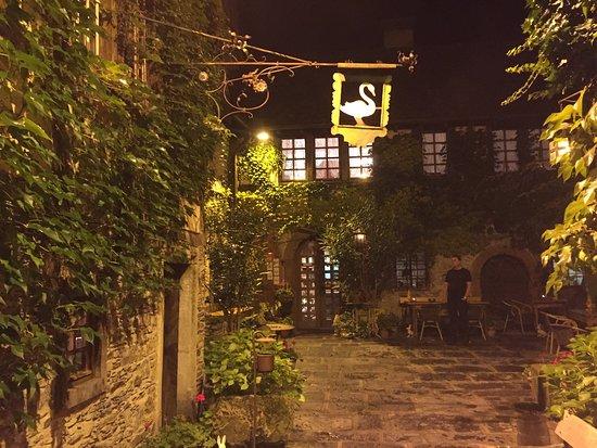 Kobern-Gondorf, Tyskland: Sehr uriges Ambiente