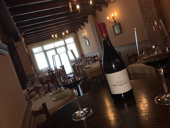Colmenar, España: Restaurante
