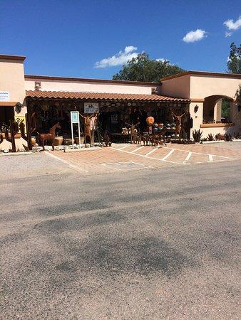 Tubac, AZ: Gift shop