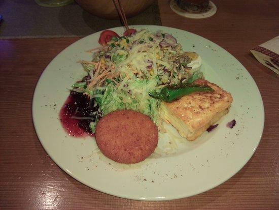 Assamstadt, Tyskland: Sehr leckere Speißen! :-)